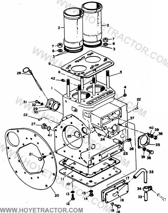1500 Tractor Parts : Yanmar tractor parts bing images