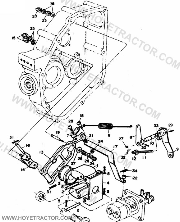 King Kutter Tiller Replacement Parts : King kutter tiller replacement parts engine diagram and