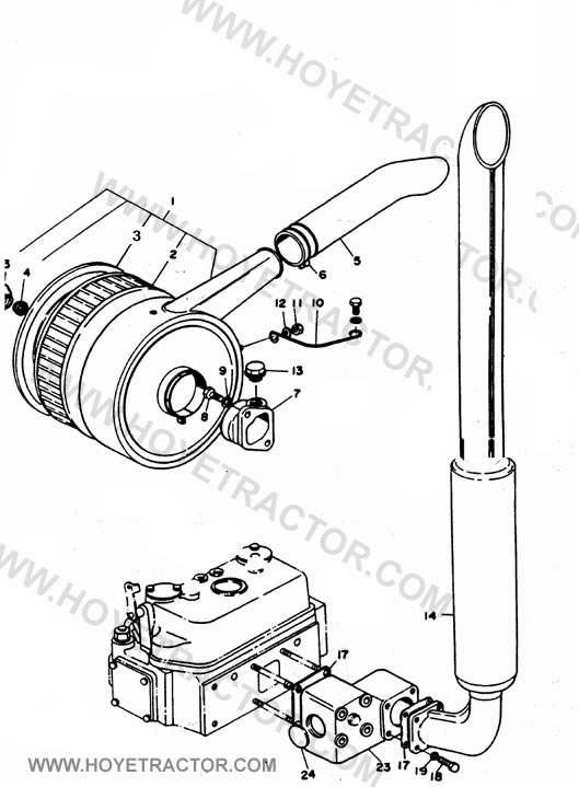 intake_&_exhaust: yanmar tractor parts yanmar 1gm10 engine diagram yanmar 1500 engine diagram