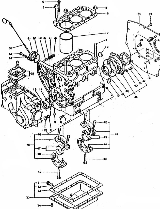 honda mini tiller parts list