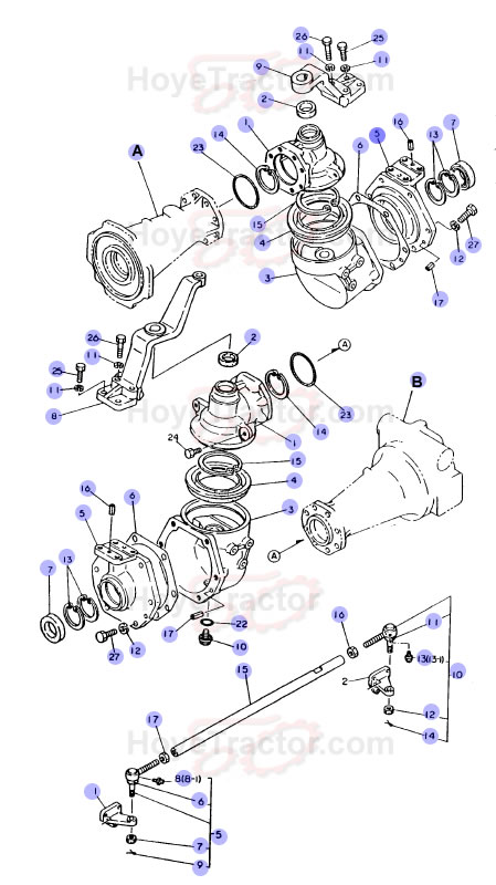 kubota b3200 wiring diagram diagrams
