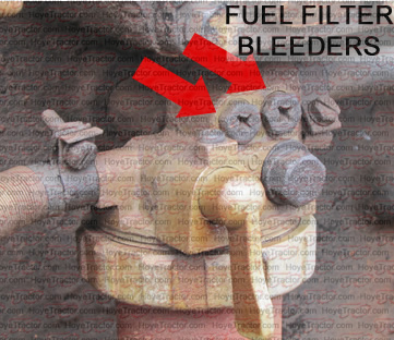 How To Bleed Air Out Of The Fuel System