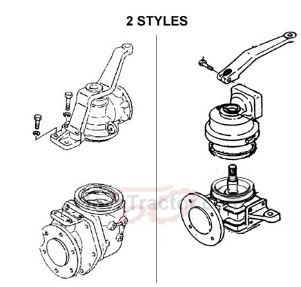 Yanmar Knuckle Seal Replacement Instructions