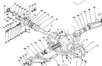 Brokenlift on mahindra engine diagram