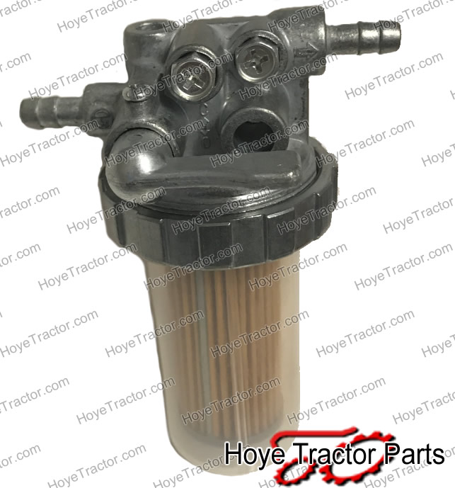 Yanmar 2500 Parts : Filter valve assembly l yanmar tractor parts