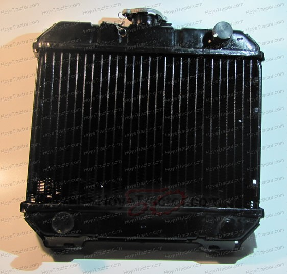 Yanmar Tractor Cooling System Parts : Radiator new yanmar tractor parts