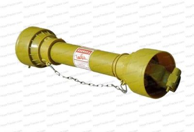 PTO Shaft For Finish Mowers (4' 5' 6') -