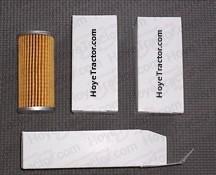 Yanmar fuel filter replacement