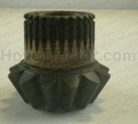 SPINDLE GEAR (BOTTOM) _