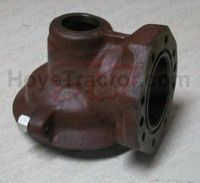 FRONT AXLE TOP CAP