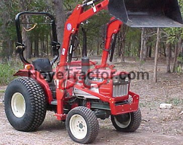 Ttk Big on Ym2000 Yanmar Tractors
