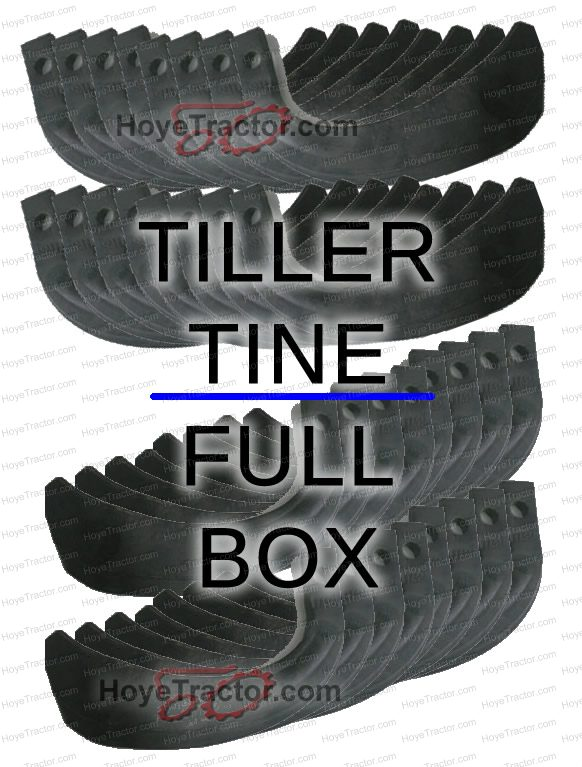 Tiller Tine Set ^ READ DESCRIPTION^
