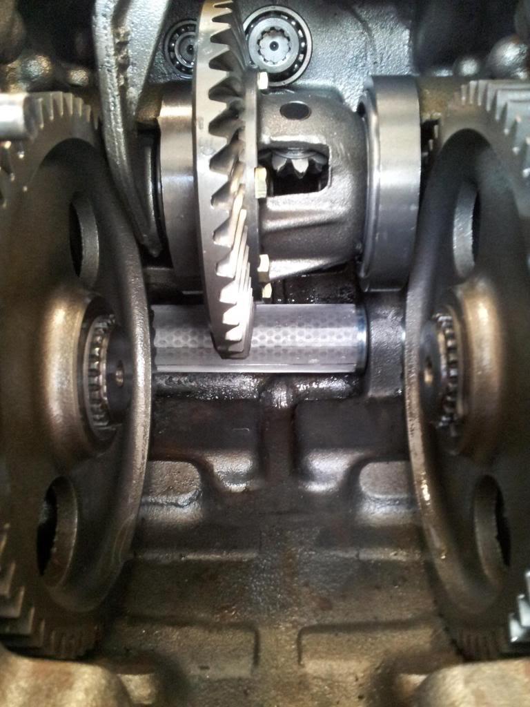 Yanmar Rear Axle Seal Replacement 1500 Engine Diagram Image